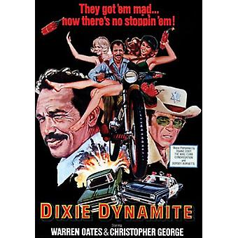 Dixie dynamit (1976) [DVD] USA importerer