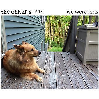 Andre stjerner - vi var børn [Vinyl] USA importerer