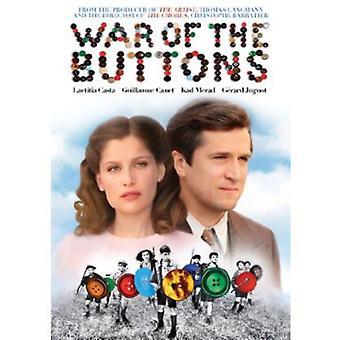 Krig af knapperne [DVD] USA importerer