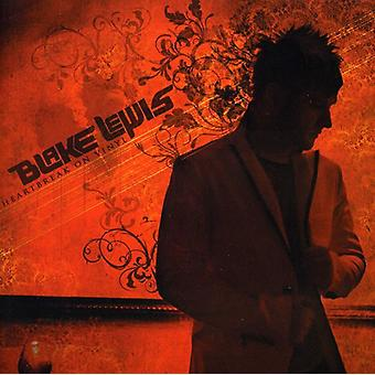 Blake Lewis - Heartbreak on Vinyl [CD] USA import