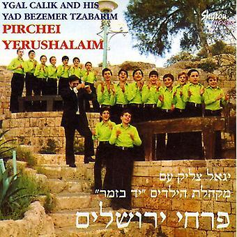 Pirhei Yerushalayim - sange [CD] USA importerer