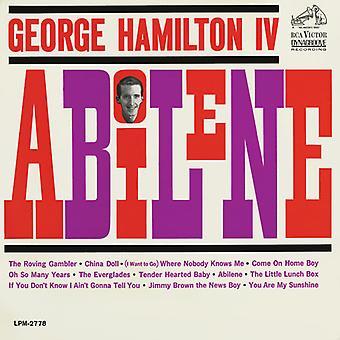 George Hamilton IV - importación de Estados Unidos Abilene [CD]