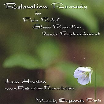 Lea Houston - Relaxation Remedy [CD] USA import