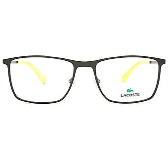 Lacoste L2223 Glasses In Matte Green