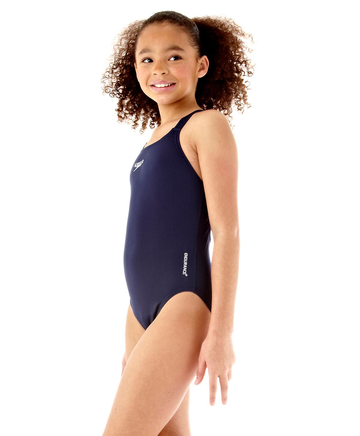 Speedo Junior Endurance+ Medalist - Navy