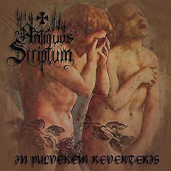 Antiquus Scriptum - Antiquus Scriptum-i Pulverem Reverter [CD] USA import