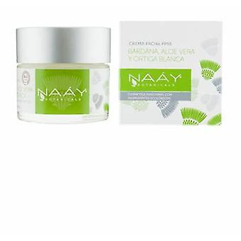 Naay Botanicals Burdock and Nettle Facial Cream Combination to Oily Skin 50 ml
