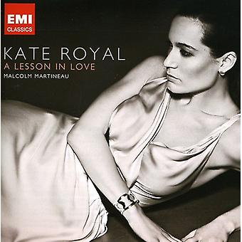 Kate Royal - A Lesson in Love [CD] USA import