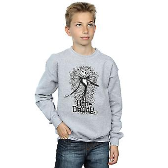 Disney jungen Nightmare Before Christmas Bone Daddy Sweatshirt
