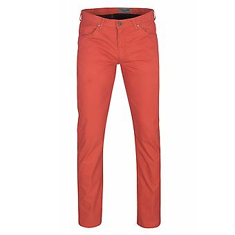Wrangler Greensboro men's jeans pants red W15QAN73L