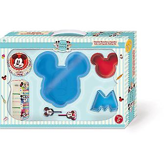 Gave kits formede silikone forme Mickey Mouse Disney kage Design