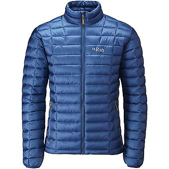 Rab Mens Altus Jacket Ink/Mimosa (Medium)