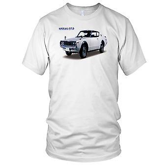 Nissan GT R Classic Sports Car Kids T Shirt
