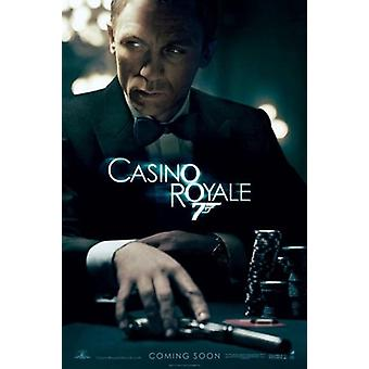 Casino Royale Poster Poster Print