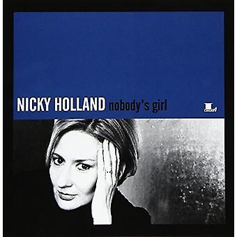 Nicky Holland - Nobody's Girl [CD] USA import