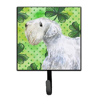 Carolines Treasures  BB9858SH4 Sealyham Terrier St Patrick's Leash or Key Holder