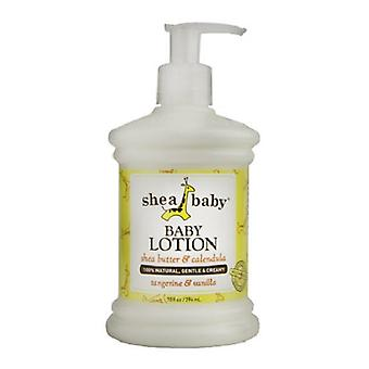 Shea Baby Lotion With Calendula