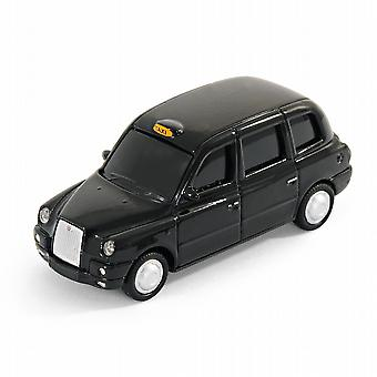 London Taxi TX4 USB computadora Memory Stick 16Gb - negro Cab
