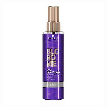 Schwarzkopf Professional Blondme Tone Enhancing Spray Conditioner 150 ml