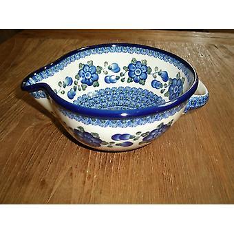 Sour cream founder, 14 x 19.5 cm, tradition 9, Bunzlauer pottery - BSN 2282