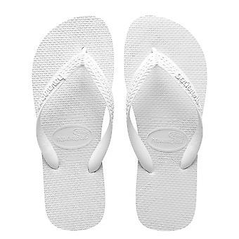 Havaianas Havaianas White Top Flip Flops