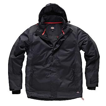 Dickies Mens Workwear Thornley Jacket Black JW7007B