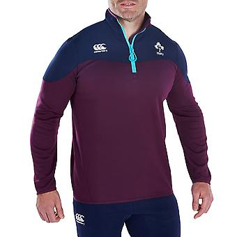 Canterbury Mens Ireland Wicking Thermal Layer Rugby Training Top