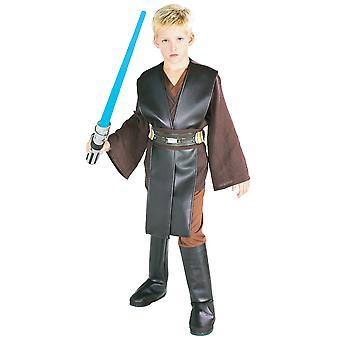 Anakin Skywalker Deluxe Star Wars Disney lizenziert jungen Kostüm