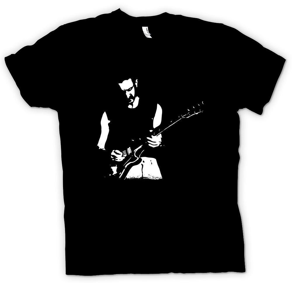 Womens T-shirt - Frank Zappa Rock - popart