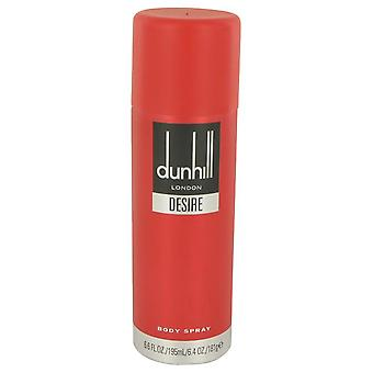 Desire Body Spray By Alfred Dunhill