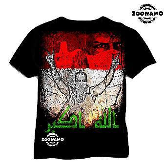 Zoonamo T-Shirt Iraq of classic