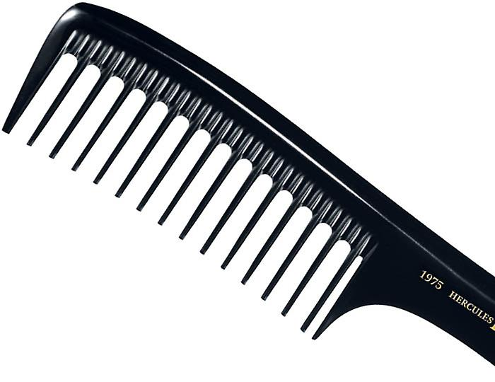 """Hercules Sagemann Detangling Hair Comb Seamless 9"""""""