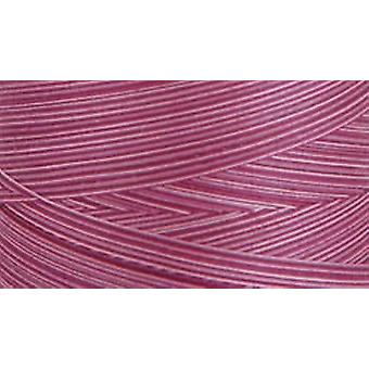 Natural Cotton Thread Variegated 3,281yd-Plum Berry