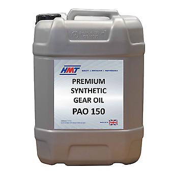 Hmt Hmtg142 Premium Synthetic Industrial Gear Oil Pao 150 - 25 Litre Plastic