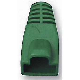 RJ45 strain relief sleeve MHRJ45SRB-G Green MH Connectors 6510-0100-05 1 pc(s)