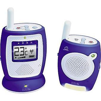 m-e nowoczesnej elektroniki DBS 5 10604 Baby monitor cyfrowy 2.4 GHz