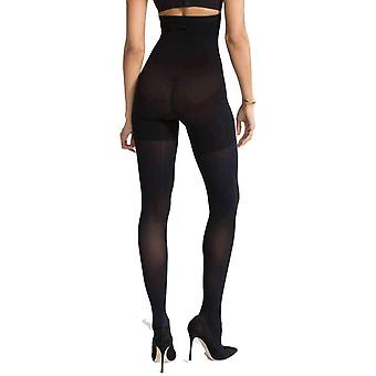 SPANX Luxe Leg 60 Denier High-Waisted Tights - Very Black