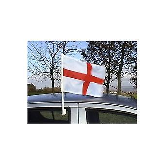 Union Jack slijtage St George autoverhuur vlag