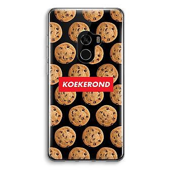 Xiaomi Mi Mix 2 Transparent Case (Soft) - Koekerond