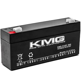 KMG 6V 3 Ah Replacement Battery for Universal Power Group C6190 D5732