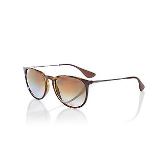 Ray-Ban Havanna-Brown Gradient 0RB4171 Erika - 54mm Damen Sonnenbrille polarisiert