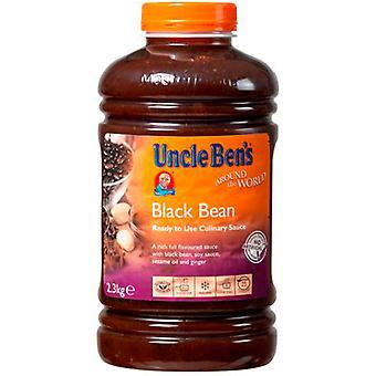 Uncle Bens Black Bean Salsa