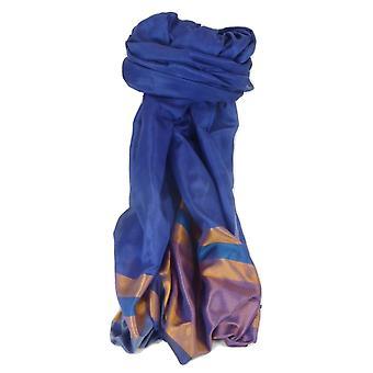 Варанаси границы премьер шелковые длинный шарф наследия Чаудри 812, пашмины & шелка