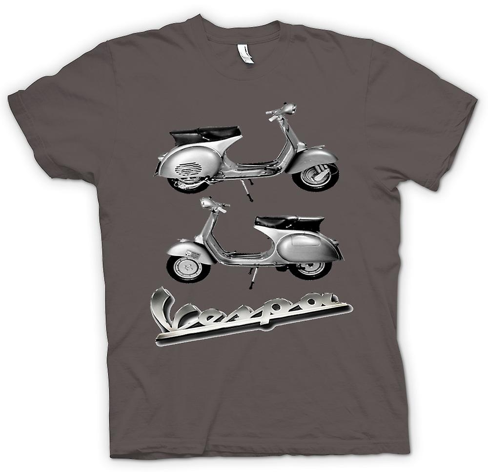Womens T-shirt - Vespa 150GS Scooter - Mod