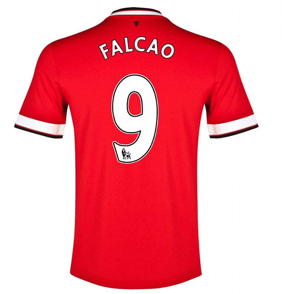 2014-15 Manchester United shirt (Falcao 9) - Enfants