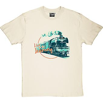 Live For The Journey Men's T-Shirt