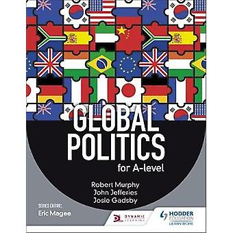 Política global para um nível por Robert Murphy - livro 9781471889417