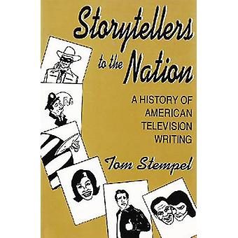 Narradores a la nación - historia de la televisión americana (N de la escritura