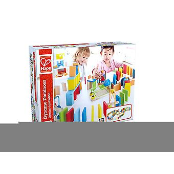 Hape Early Explorer Dynamo Dominoes Game