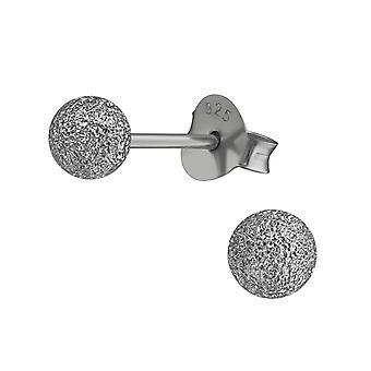 Ball - 925 Sterling sølv klassisk øredobber - W18101X